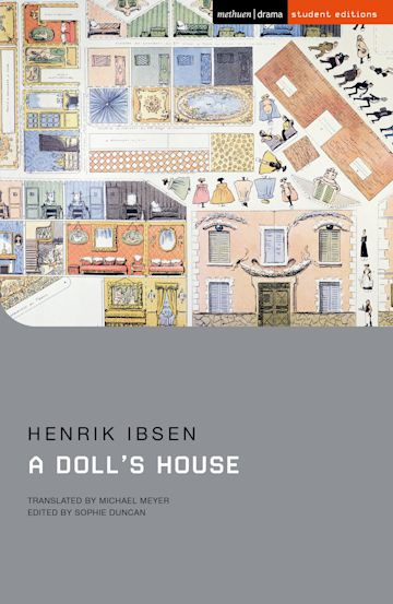 A Doll's House cover