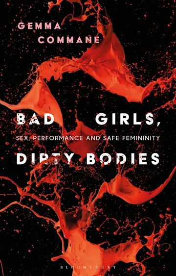 Bad Girls, Dirty Bodies cover