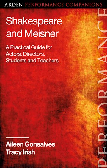 Shakespeare and Meisner cover