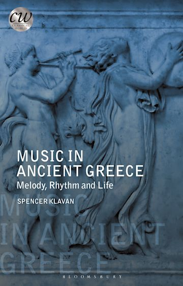 Music in Ancient Greece cover