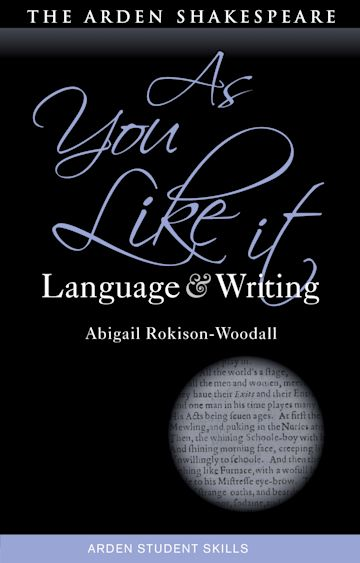 As You Like It: Language and Writing cover