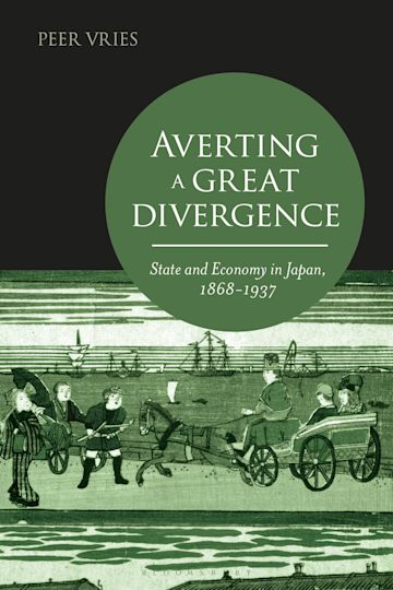 Averting a Great Divergence cover