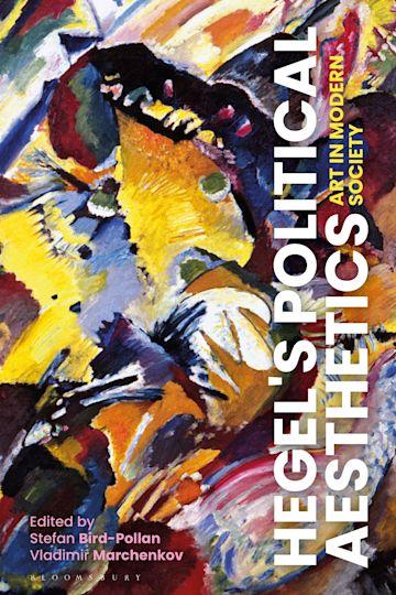 Hegel's Political Aesthetics cover
