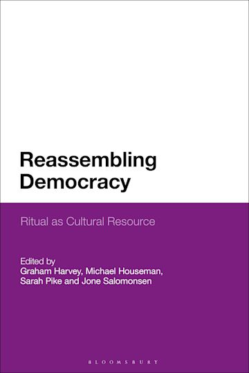 Reassembling Democracy cover