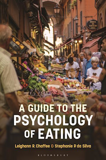 A Guide to the Psychology of Eating cover