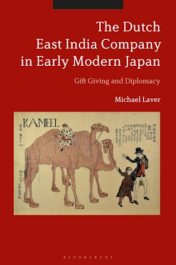 The Dutch East India Company in Early Modern Japan cover