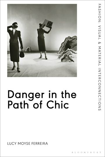 Danger in the Path of Chic cover