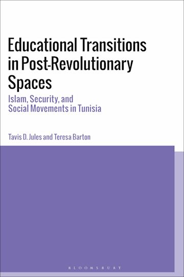 Educational Transitions in Post-Revolutionary Spaces cover