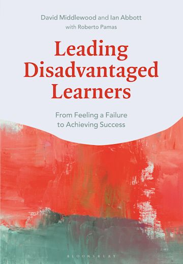 Leading Disadvantaged Learners cover