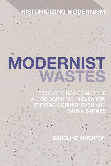Modernist Wastes cover
