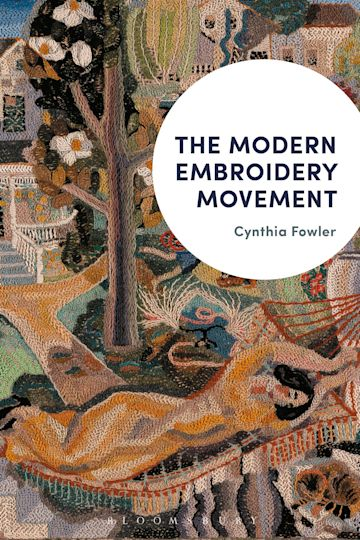 The Modern Embroidery Movement cover
