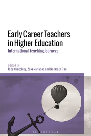 Early Career Teachers in Higher Education cover