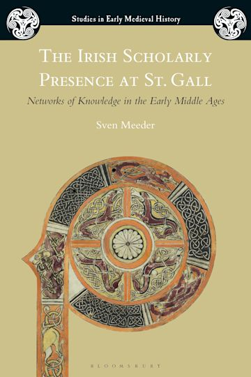 The Irish Scholarly Presence at St. Gall cover