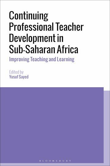 Continuing Professional Teacher Development in Sub-Saharan Africa cover