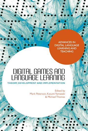 Digital Games and Language Learning cover