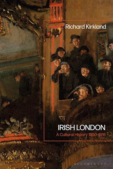 Irish London cover