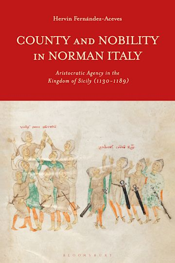 County and Nobility in Norman Italy cover
