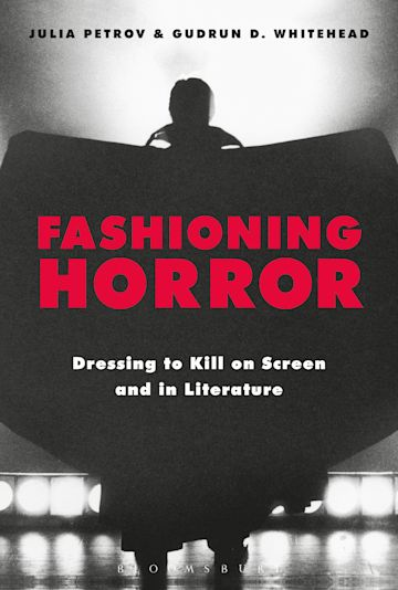 Fashioning Horror cover
