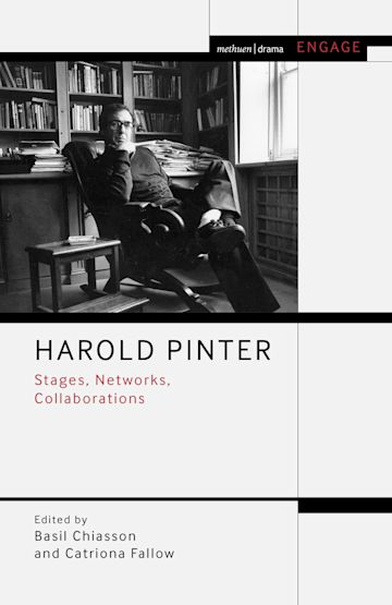 Harold Pinter cover