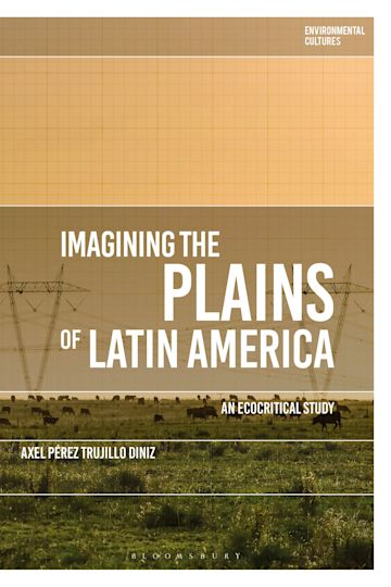 Imagining the Plains of Latin America cover