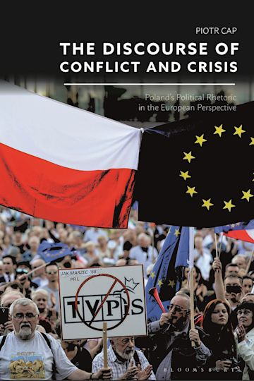 The Discourse of Conflict and Crisis cover