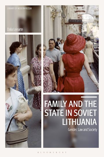 Family and the State in Soviet Lithuania cover