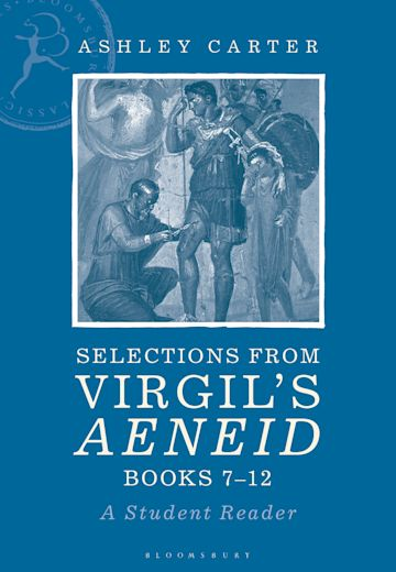 Selections from Virgil's Aeneid Books 7-12 cover