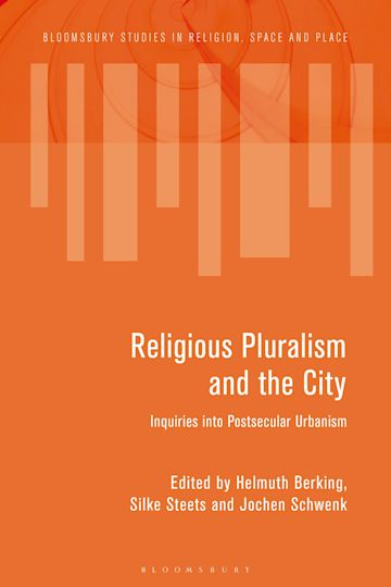 Religious Pluralism and the City cover