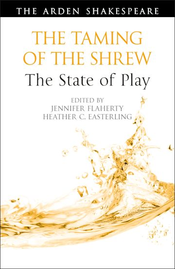 The Taming of the Shrew: The State of Play cover