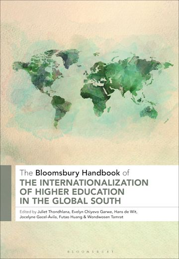 The Bloomsbury Handbook of the Internationalization of Higher Education in the Global South cover