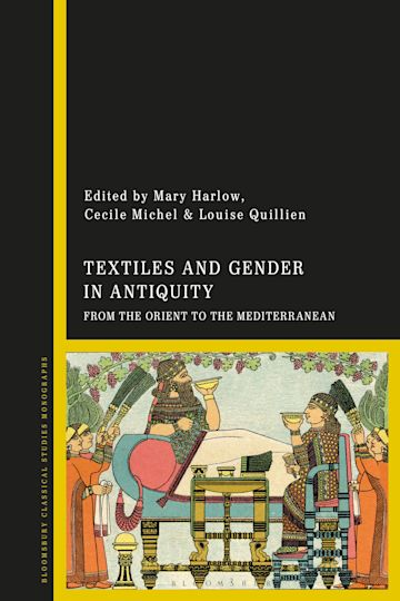 Textiles and Gender in Antiquity cover