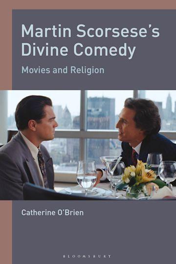 Martin Scorsese's Divine Comedy cover