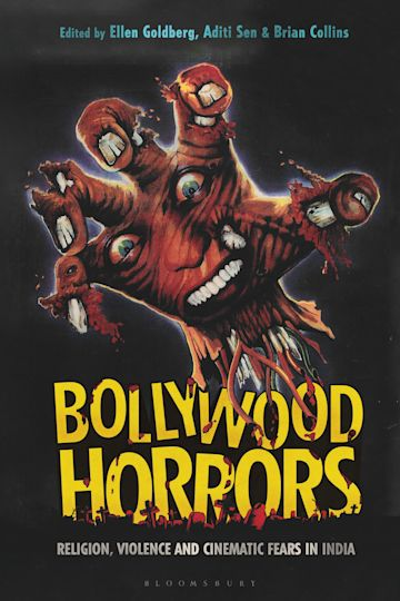 Bollywood Horrors cover