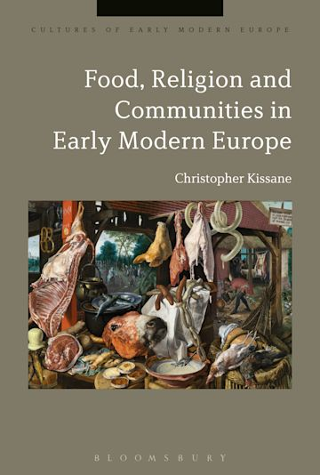 Food, Religion and Communities in Early Modern Europe cover