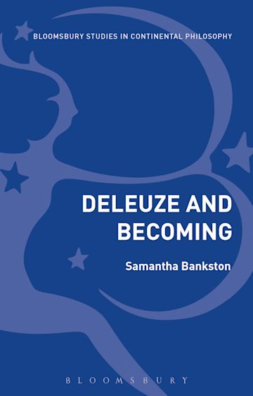 Deleuze and Becoming cover