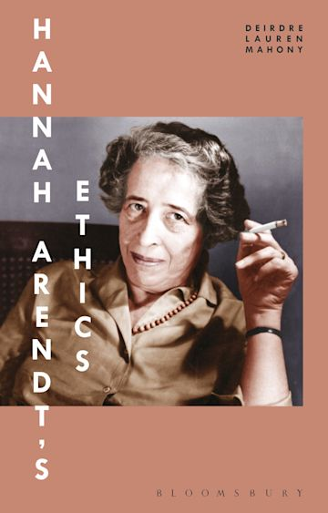 Hannah Arendt's Ethics cover