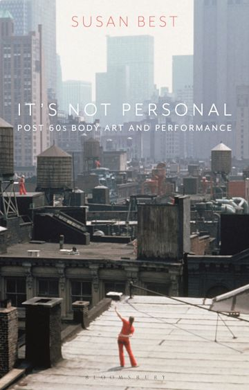 It's Not Personal cover