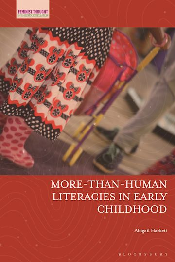 More-Than-Human Literacies in Early Childhood cover
