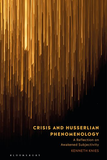 Crisis and Husserlian Phenomenology cover