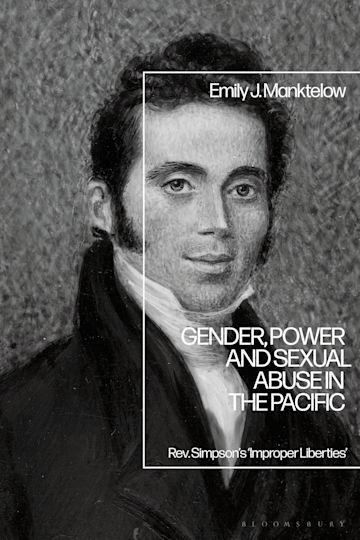 Gender, Power and Sexual Abuse in the Pacific cover
