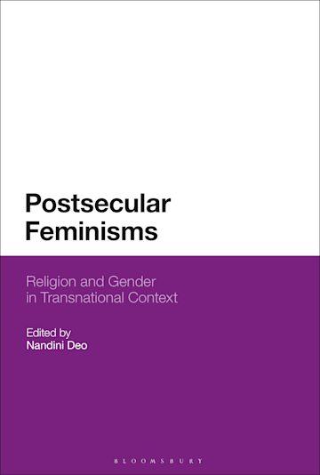 Postsecular Feminisms cover