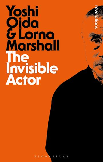 The Invisible Actor cover