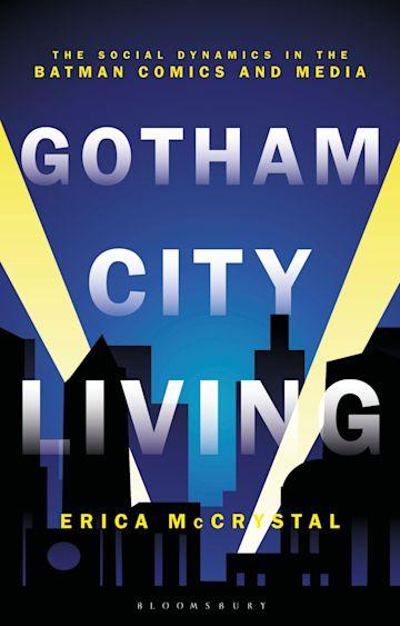 Gotham City Living cover