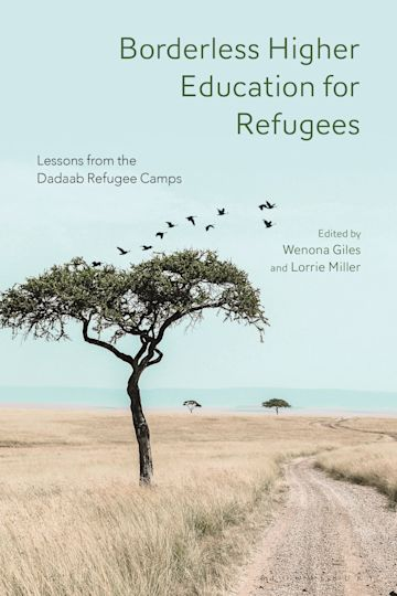 Borderless Higher Education for Refugees cover