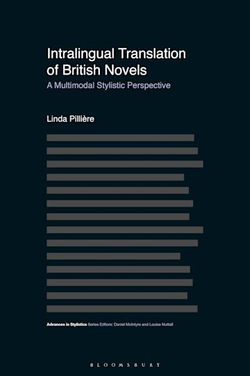 Intralingual Translation of British Novels cover