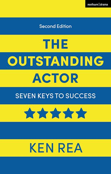 The Outstanding Actor cover