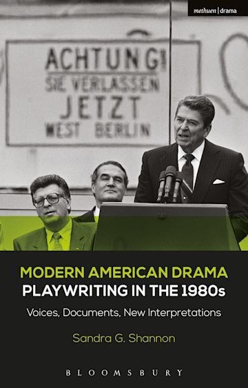 Modern American Drama: Playwriting in the 1980s cover