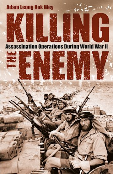 Killing the Enemy cover