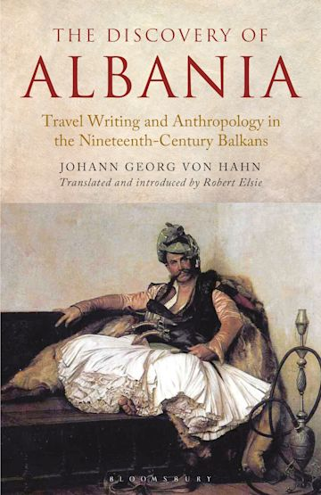The Discovery of Albania cover