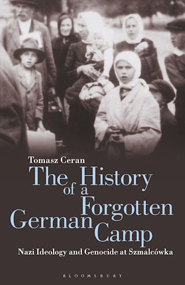 The History of a Forgotten German Camp cover